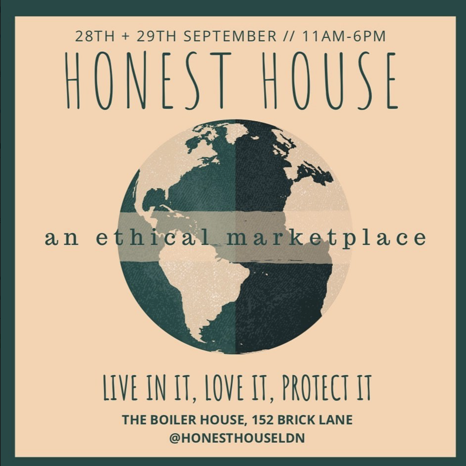 Honest House - an ethical marketplace