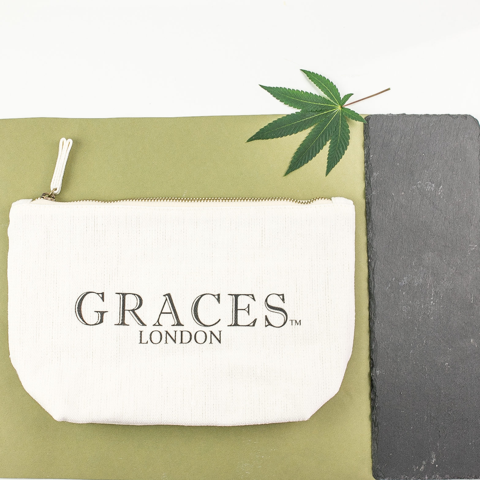 Graces HEMP Wash Bag